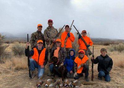 20191128 Barney-Alger Family Pheasant Hunt 2